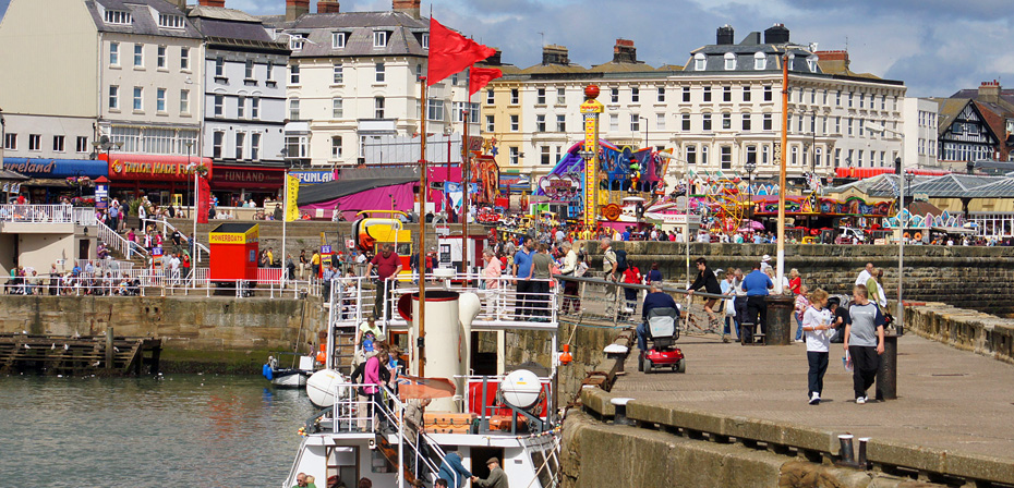 Bridlington Harbour & Fair